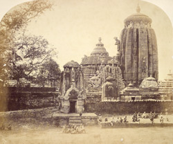 The Lingaraja Temple, Bhubaneshwar